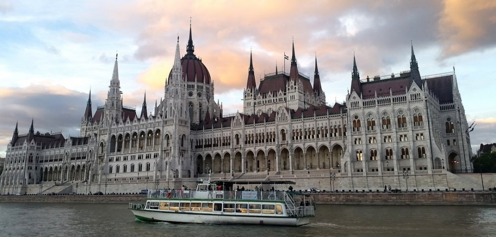 Best Rated European River Cruises - Budapest Parliament