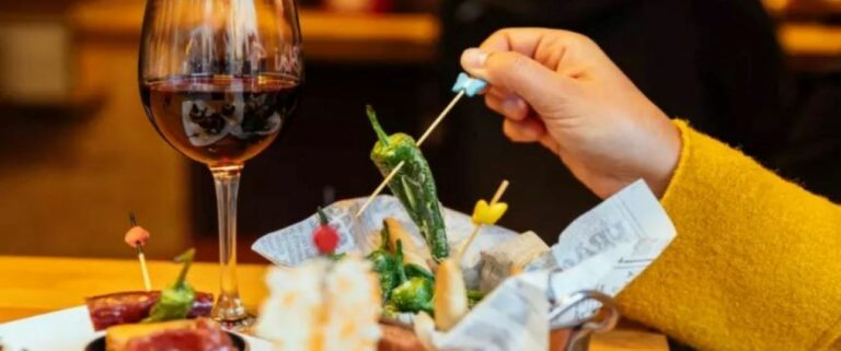 Private Tours of Barcelona Spain - Tapas and Wine