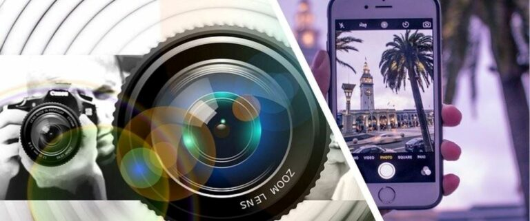 Compare Camera to Smartphone - Better for Travel Photos?