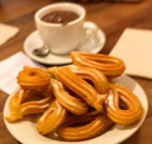 Best Tapas Tour of Barcelona - Churros and Chocolate
