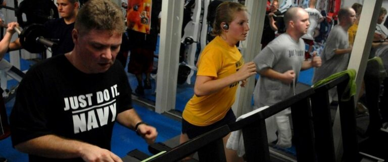 The How To's of Staying Healthy While Traveling - Gym