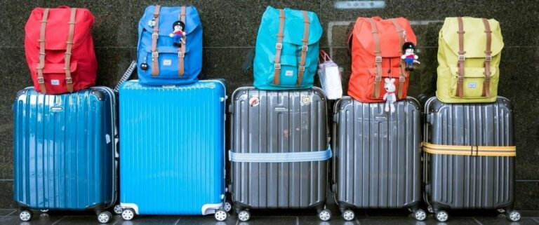 How To Pack For A Carry-On-Luggages
