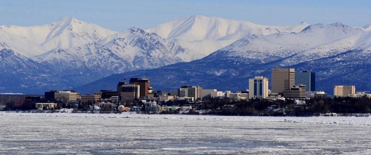 Top Travel Destinations In US - Anchorage