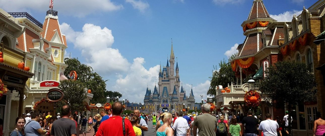 Top Travel Destinations In US - Orlando