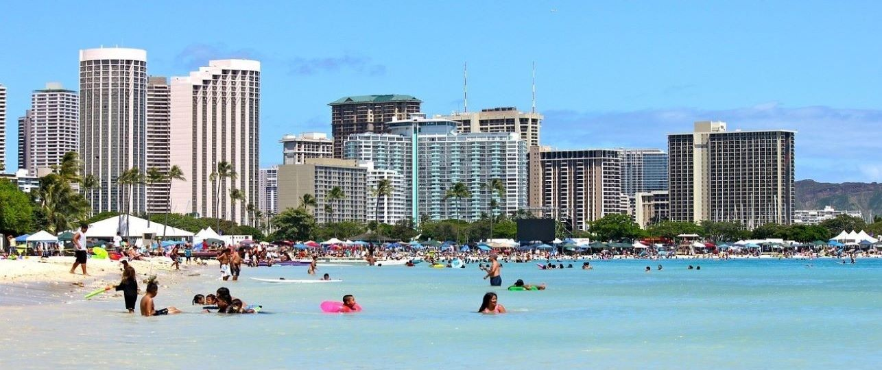 Top Travel Destinations In US - Honolulu
