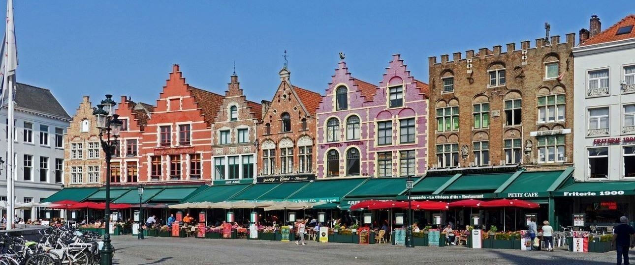 Best Road Trip Ideas - Bruges