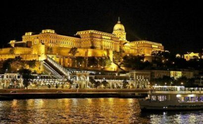 Top Danube River Cruises - Budapest at Night