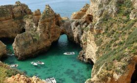 The Best Places to Travel in Europe -Algarve