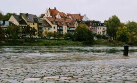 Things to do in Regensburg Germany - River View