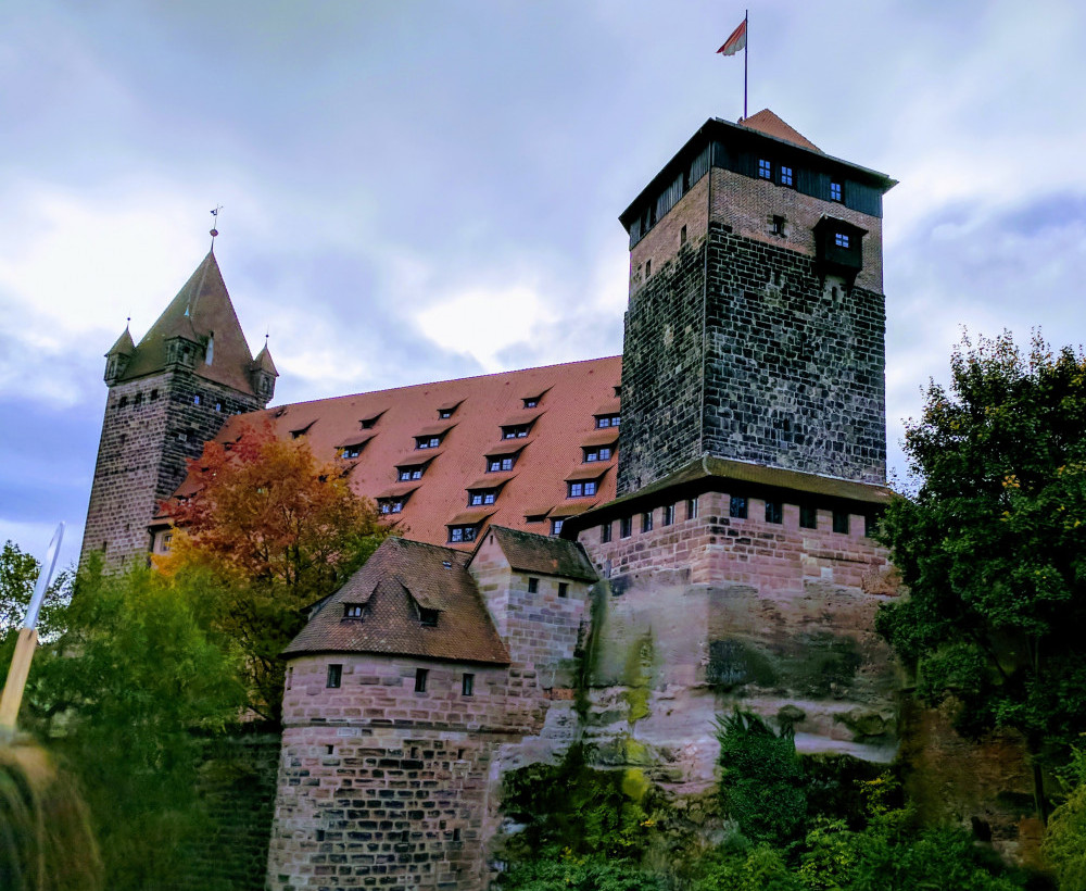Things to go in Nuremberg Germany - Imperial Castle