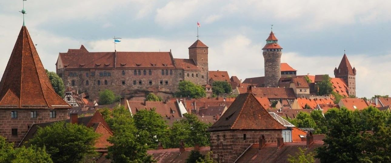 Things to do in Nuremberg Germany - Kaiserberg Castle