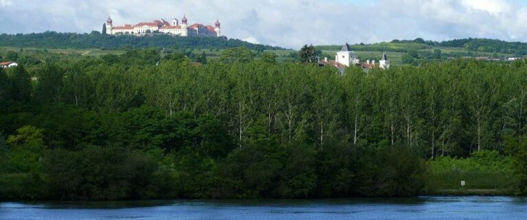 What is in Gottweig Abbey - Abbey and Danube