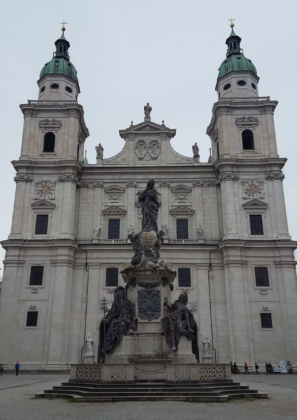 What's in Salzburg - Cathedral